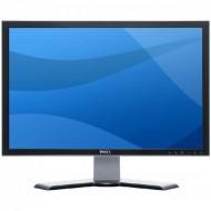 Monitor Dell UltraSharp 2407WFP, 24 Inch LCD, 1920 x 1200, VGA, DVI
