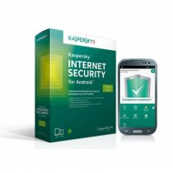 Antivirus Kaspersky Internet Security for Android - Home User