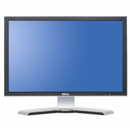 Monitor DELL E228WFP, 22 Inch, 1680 x 1050, VGA, DVI, Fara Picior