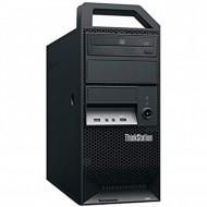 Workstation Lenovo ThinkStation E30 Tower, Intel Xeon Quad Core E3-1220 3.10GHz-3.40GHz, 8GB DDR3, 1TB SATA, nVidia Quadro 2000/1GB, DVD-ROM