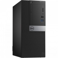 Calculator DELL Optiplex 3040 MiniTower, Intel Core i5-6500 3.20GHz, 8GB DDR3, 120GB SSD, DVD-ROM