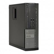 Calculator Barebone Dell 9010 SFF, Placa de baza + Carcasa + Cooler + Sursa