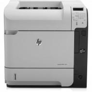 Imprimanta Laser Monocrom HP 600 M603DN, 60 ppm, 1200 x 1200 dpi, USB, Retea