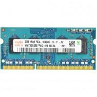 Memorie Laptop SO-DIMM DDR3-1333 2GB PC3-10600S 204PIN
