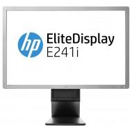 Monitor HP EliteDisplay E241i LED IPS Full HD, 24 Inch, VGA, DVI, USB