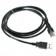 Cablu USB pentru cititor de coduri de bare (scanner)