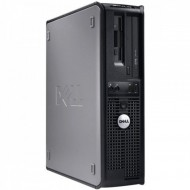 Calculator DELL GX745 Desktop, Intel Core 2 Duo E4400 2.00GHz, 2GB DDR2, 250GB SATA, DVD-ROM