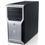 Calculator Dell Precision T1600, Intel Core i3-2100 3.10GHz, 4GB DDR3, 320GB SATA, DVD-ROM