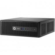 Calculator HP 400 G3 SFF, Intel Core i3-6100 3.70GHz, 4GB DDR4, 500GB SATA