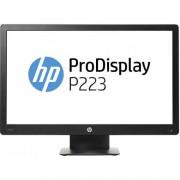 Monitor HP ProDisplay P223, 21.5 Inch Full HD LCD, Display Port, VGA