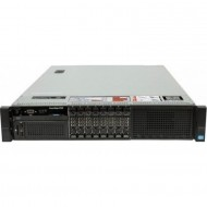 Server Dell PowerEdge R720, 2x Intel Xeon Hexa Core E5-2640 2.50GHz - 3.00GHz, 48GB DDR3 ECC, 2 x 900GB HDD SAS/10K, Raid Perc H710 mini, Idrac 7, 2 surse HS