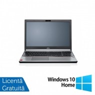 Laptop FUJITSU SIEMENS Lifebook E754, Intel Core i5-4200M 2.50GHz, 4GB DDR3, 240GB SSD, DVD-RW, 15.6 Inch, Fara Webcam + Windows 10 Home