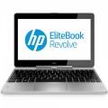 Laptop HP EliteBook Revolve 810 G3, Intel Core i5-5200U 2.20GHz, 4GB DDR3, 256GB SSD, 11.6 Inch Touchscreen, Webcam