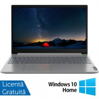 Laptop Nou Lenovo IdeaPad 3 15IIL05, Intel Core Gen 10 i3-1005G1 1.20-3.40GHz, 8GB DDR4, 1TB SATA, 15.6 Inch, Bluetooth, Webcam + Windows 10 Home