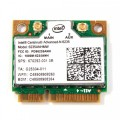 Modul Intel Centrino Advanced-N 6235 6235ANHMW, Wlan, Bluetooth 4.0, Half MINI Card, 802.11 a/b/g/n, Dual-band, 300 Mbps