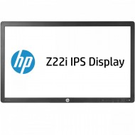 Monitor HP Z22I, 21.5 Inch, Full HD IPS LED, VGA, DVI, DisplayPort, Fara Picior