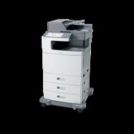 Multifunctionala Color Lexmark X792DE, A4, 50 ppm, 1200 x 1200 dpi, Retea, USB, Fax, Copiator, Scanner
