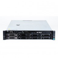 Server DELL PowerEdge R510, Rackabil 2U, 2x Intel Hexa Core Xeon X5650 2.66GHz - 3.06GHz, 32GB DDR3 ECC Reg, 4x 146GB HDD SAS/15K, Raid Controller SAS/SATA DELL Perc H700/512MB, iDRAC 6 Enterprise, 2x Sursa HS