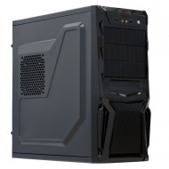 Calculator Intel Pentium G3220 3.00GHz, 8GB DDR3, 1TB SATA, Placa video Gaming AMD Radeon R7 350 4GB GDDR5 128-Bit, DVD-RW, Cadou Tastatura + Mouse