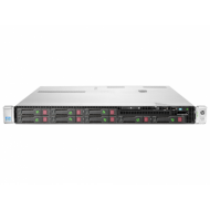 Server HP ProLiant DL360e G8, 1U, 2x Intel Hexa Core Xeon E5-2430L V2 2.4 GHz-2.8GHz, 48GB DDR3 ECC Reg, 2x 600GB SAS/10k, Raid Controller HP SmartArray P420/1GB, iLO 4 Advanced, 2x Surse HOT SWAP