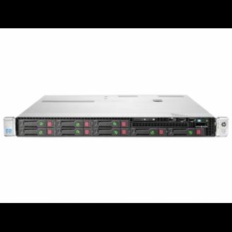 Server HP ProLiant DL360e G8, 1U, 2x Intel Hexa Core Xeon E5-2430L V2 2.4 GHz-2.8GHz, 64GB DDR3 ECC Reg, 2 x SSD 512GB SATA + 4x 1,2TB SAS/10k, Raid Controller HP SmartArray P420/1GB, iLO 4 Advanced, 2x Surse HOT SWAP